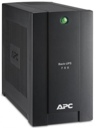 ИБП APC BC750-RS ибп apc bc750 rs