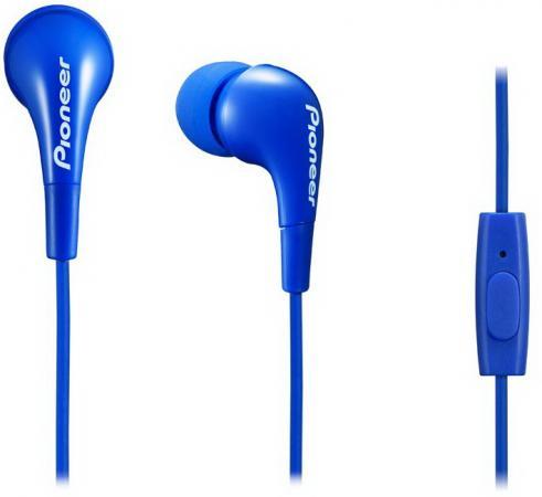 Гарнитура Pioneer SE-CL502T-L синий pioneer the new 5 series 100