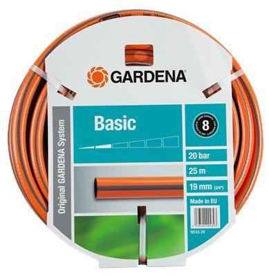 Шланг Gardena Basic 3/4 25м 18143-29.000.00 шланг gardena basic 19 мм 3 4 х 25 м