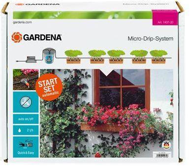 Набор для полива Gardena 01407-20.000.00 watering systems gardena 01407 2000000