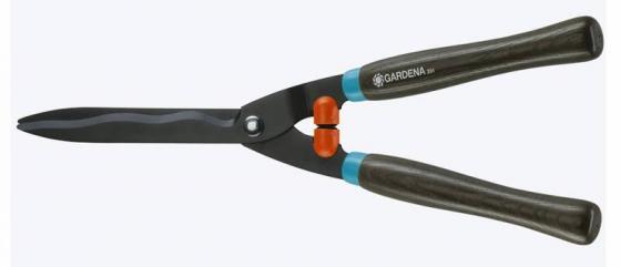 Ножницы для живой изгороди Gardena Classic 540 FSC 00391-20.000.00 ножницы для живой изгороди 540 fsc classic gardena 00398