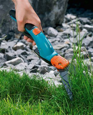 Ножницы для травы Gardena Comfort 8733 08733-29.000.00 ножницы gardena 12100 20 000 00 для травы поворотные comfort с телескопической рукояткой