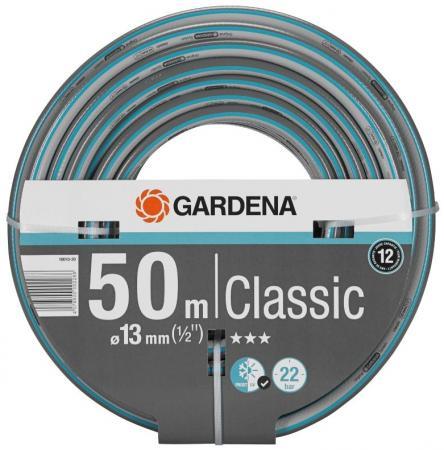 Шланг Gardena Classic 1/2 50м 18010-20.000.00 шланг gardena classic 1 2 50м 18010 20 000 00
