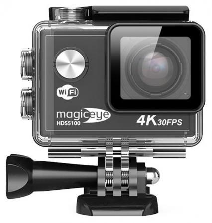 лучшая цена Экшн-камера Gmini MagicEye HDS5100 черный