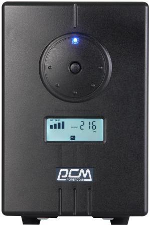 ИБП Powercom INF-1100 1100VA источник бесперебойного питания powercom infinity inf 1100 770вт 1100ва черный