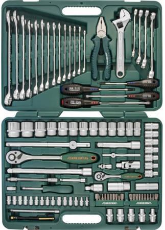 Набор инструментов Jonnesway S04H624101S 101шт
