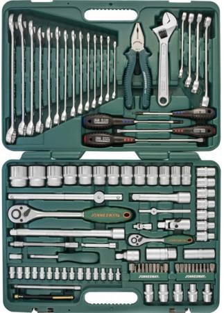 цена на Набор инструментов Jonnesway S04H624101S 101шт