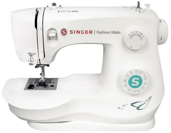 Швейная машина Singer Fashion Mate 3337 белый singer fashion mate 3337 швейная машина