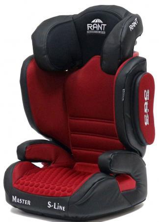 Автокресло Rant BH2311 Master Isofix SPS (red) автокресло rant thunder ultra isofix sps black jeans