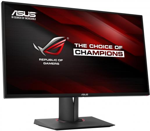 "Монитор 27"" ASUS PG278QR черный TN 2560x1440 350 cd/m^2 1 ms HDMI DisplayPort Аудио USB все цены"