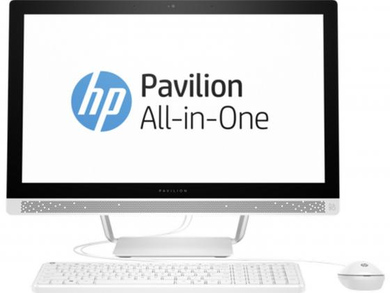Моноблок 23.8 HP Pavilion 24-b236ur 1920 x 1080 Intel Core i3-7100T 4Gb 1Tb Intel HD Graphics 630 использует системную Windows 10 белый 1AW64EA моноблок 21 5 lenovo thinkcentre m800z 1920 x 1080 intel core i3 6100 4gb 500gb intel hd graphics 530 windows 10 professional черный 10ew001sru