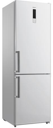 Холодильник Kraft KFHD-400RWNF белый домкрат kraft кт 800026