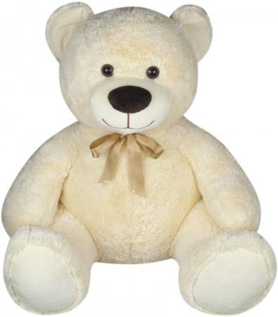 Мягкая игрушка медведь FANCY Мика 68 см белый плюш MMI2 мягкая игрушка сердце fancy