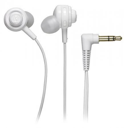 Наушники Audio-Technica ATH-COR150 WH белый наушники audio technica ath cor150 bl синий