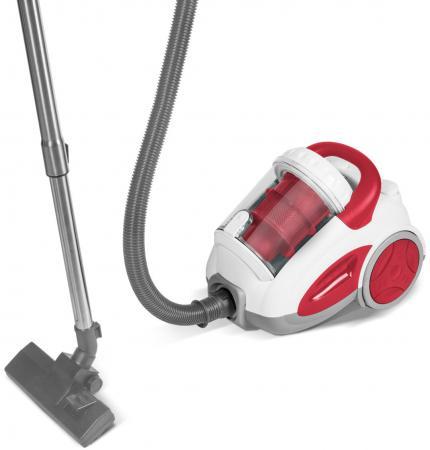 Пылесос Unit UVC-2220 сухая уборка красный белый чехол soft touch для asus zenfone 3 ze552kl df aslim 17