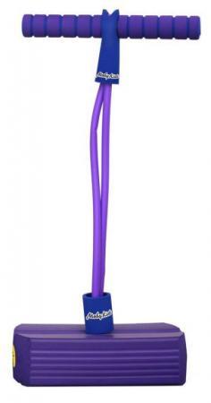 Тренажер для прыжков Moby Kids Moby-Jumper 68551 от 3 лет со звуком фиолетовый