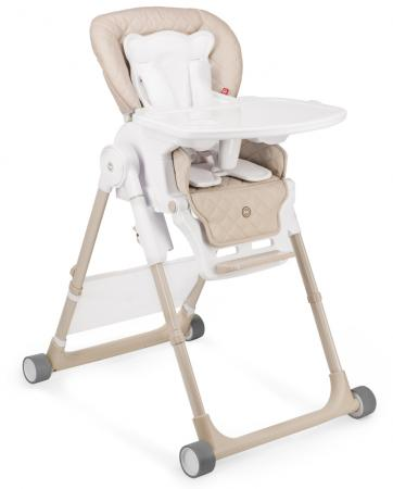 Стульчик для кормления Happy Baby William V2 (beige) happy baby набор ложек для кормления happy baby красный