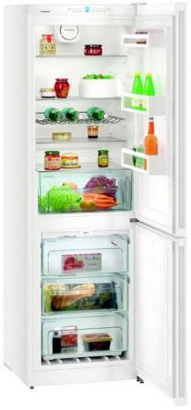 Холодильник Liebherr CNP 4313-20 001 белый двухкамерный холодильник liebherr cnp 4813