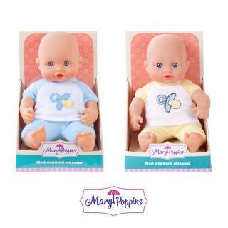 Пупс Ляля Mary Poppins Мой первый малыш 451160 кукла mary poppins мой первый малыш розовый
