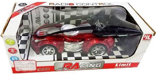 Машинка на радиоуправлении Shantou Gepai Гонка красный от 3 лет пластик  635365 машинка на радиоуправлении shantou gepai гонка пластик от 3 лет разноцветный