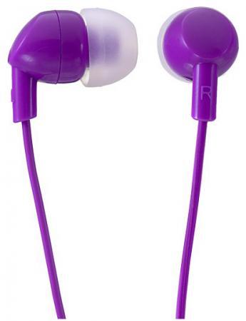 Наушники Perfeo IPOD фиолетовый PF-IPD-PRP