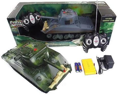 Танк на радиоуправлении Shantou Gepai Боевой ассортимент от 3 лет пластик в ассортименте 635409 игрушка shantou gepai танк 369 32