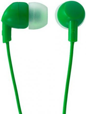 все цены на  Наушники Perfeo IPOD зеленый PF-IPD-GRN  онлайн
