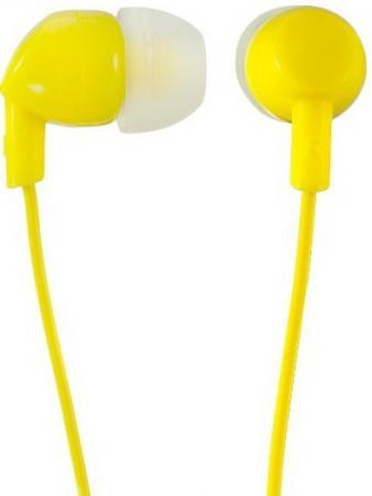 Наушники Perfeo IPOD желтый PF-IPD-YLW наушники perfeo base желтый pf bas ylw