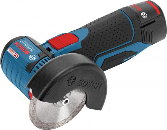 Угловая шлифмашина Bosch GWS 10,8-76 V-EC 75мм болгарка bosch gws 10 8 76 v ec 0 601 9f2 002