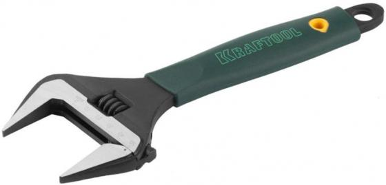 Ключ разводной Kraftool 27258-30 ключ гаечный разводной kraftool 27258 25 10 50 мм