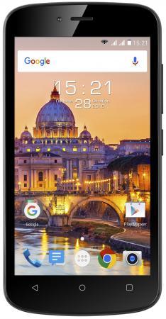 Смартфон Fly FS512 Nimbus 10 черный 5 8 Гб Wi-Fi GPS 3G смартфон fly nimbus 16 fs459 черный