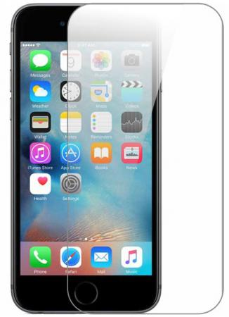 Защитное стекло 2.5D Perfeo для iPhone 6S iPhone 6 0.26 мм PF_4209 gumai silky case for iphone 6 6s black