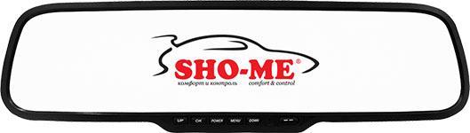 Видеорегистратор Sho-Me SFHD 300 2.7 1920x1080 3Mp 140° G-сенсор microSD microSDHC коврик на торпедо sho me sho 0101