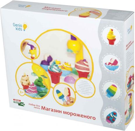 Набор для творчества GENIO KIDS Магазин мороженого TA1035 genio kids