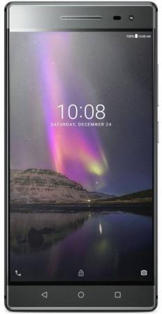 Смартфон Lenovo Phab 2 Pro PB2-690M серебристый 6.4 64 Гб LTE Wi-Fi GPS 3G ZA1F0019RU защитная пленка red line для fly fs451 nimbus 1 глянцевая