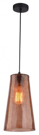 Подвесной светильник IDLamp Iris Color 243/1-Brown