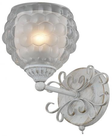 Бра IDLamp Bella 285/1A-Whitepatina бра olsa 278 1a whitepatina idlamp 1202729