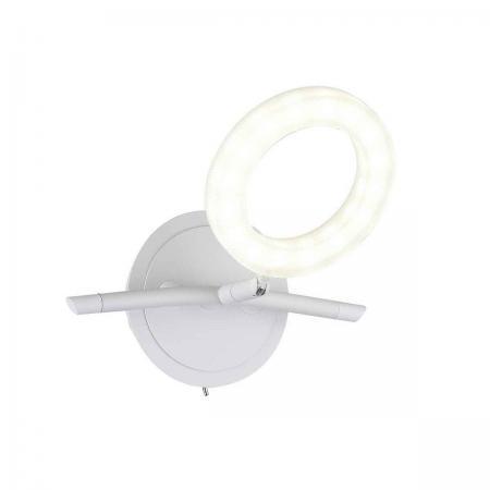 Светодиодный спот IDLamp Naet 105/1A-LEDWhitesand