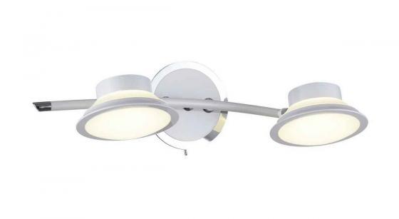 Светодиодный спот IDLamp Simonta 104/2A-LEDWhite светодиодный спот idlamp 106 2a ledwhite