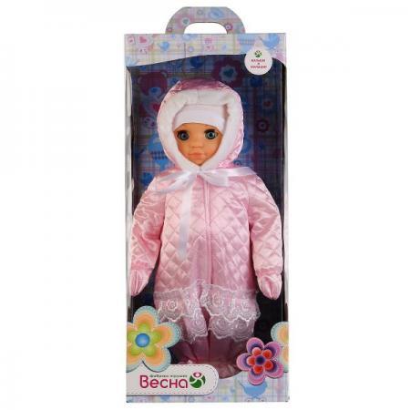 Кукла ВЕСНА Пупс 5 42 см  В2990 кукла весна 35 см