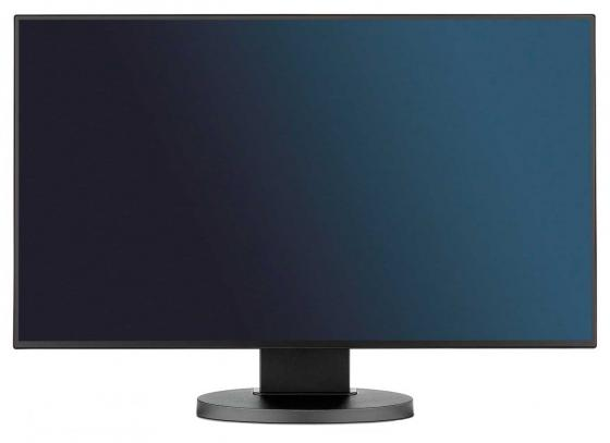 Монитор 24 NEC EX241N-BK черный IPS 1920x1080 250 cd/m^2 6 ms HDMI DisplayPort VGA USB монитор nec ea193mi bk