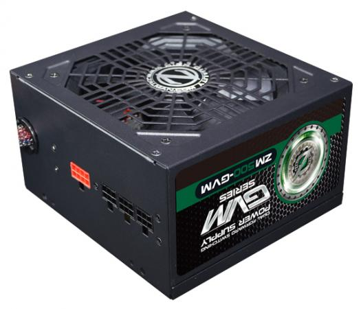 Блок питания ATX 500 Вт Zalman ZM500-GVM алмазный брусок extra fine 1200 mesh 9 micron dmt w6e