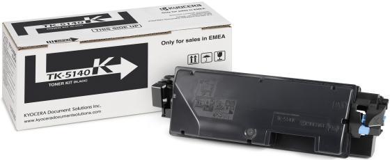 Картридж Kyocera TK-5160K для Kyocera ECOSYS P7040cdn черный 16000стр картридж kyocera mita tk 1130