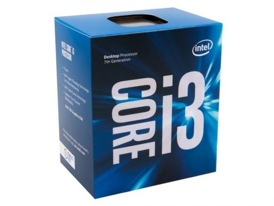 Процессор Intel Core i3-7300 4GHz 4Mb Socket 1151 BOX компьютер dell optiplex 5050 intel core i3 7100t ddr4 4гб 128гб ssd intel hd graphics 630 linux черный [5050 8208]