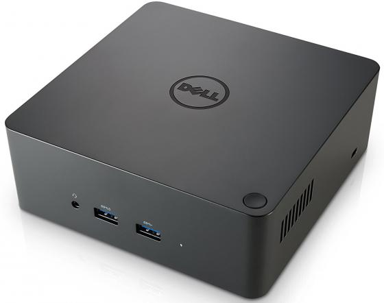 Док-станция для ноутбуков Dell Thunderbolt Dock TB-16 with 240W AC adapter 452-BCOS цена