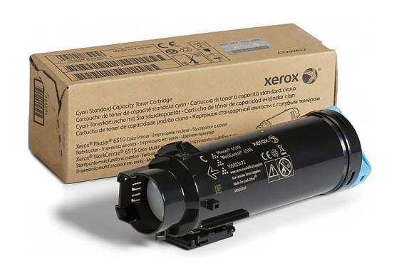 Фото - Картридж Xerox 106R03485 для Phaser 6510/WC 6515 голубой 2400стр картридж xerox 106r03485