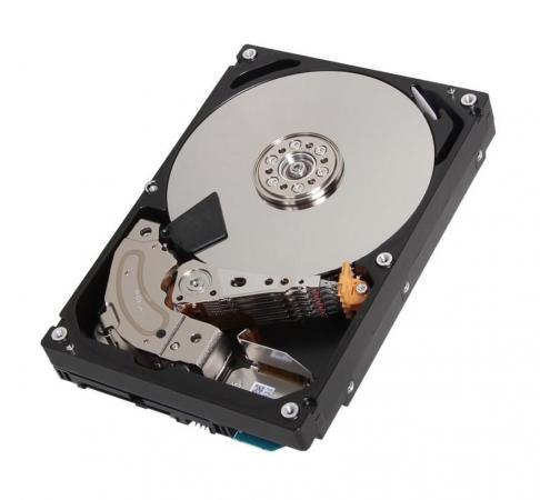 Жесткий диск 3.5 4Tb 7200rpm Toshiba SAS MG04SCA40EE toshiba toshiba x300 серии 4tb 7200 оборотов 128m sata3 настольный жесткий диск hdwe140