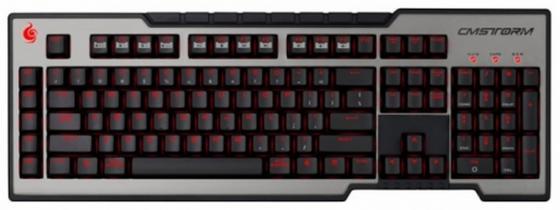 Клавиатура проводная Cooler Master Trigger USB черный SGK-6000-GKCC1-RU зарядное устройство для шуруповерта wurth master купить в москве