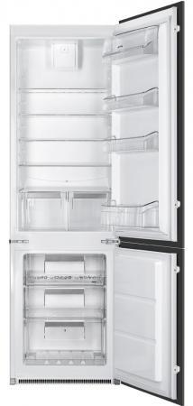 Холодильник Smeg C7280NEP белый