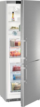 Холодильник Liebherr CBNef 5715-20 001 серебристый холодильник liebherr ctpsl 2921 20 001